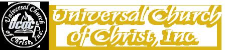 Universal Church of Christ Inc.